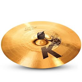 "ZILDJIAN - K1217 K CUSTOM-SERIE 17"" HYBRID CRASH"