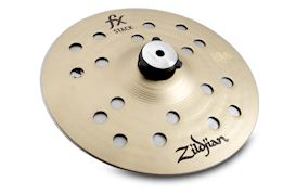 "ZILDJIAN - FXS8 EFFECT, FX, 8"", STACK, TRADITIONAL, WITH STACKER"