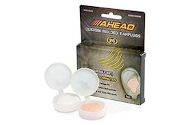 AHEAD - AHEAD CUSTOM MOLDED EARPLUGS