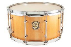 "WORLDMAX - AM-W7014MSH 14x7"" SNAREDRUM MAPLE, 12MM STAVES"