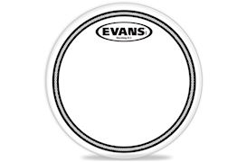 EVANS - EC2S MARCHING TENOR DRUMVEL CLEAR