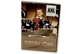 DVD - ROBERT-JAN VAN SCHOONACKER DRUM ON!