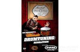 DVD - THE DRUMTUNING REVOLUTION DVD