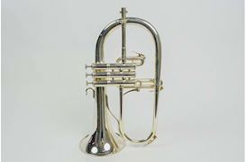 ECLIPSE - BUGEL RED BRASS, VERZILVERD