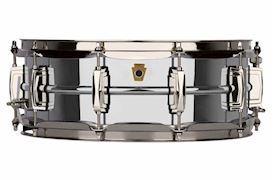 "LUDWIG - LB400BN 5x14 COB ""SUPER LUDWIG"" WITH NICKEL HW SNAREDRUM"