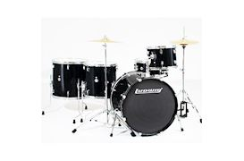 LUDWIG - LC17611 ACCENT PLUS 5PC COMPLETE SPK
