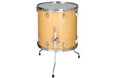 LUDWIG - LF244TX3Q 14x14 FLOORTOM NEUSONIC - SUGAR MAPLE