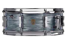 "LUDWIG - 5.5x14 LEGACY MAH ""JAZZ FEST"" SNARE - VINTAGE BLUE OYSTER"