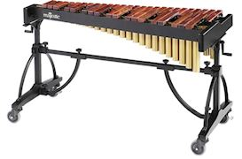 MAJESTIC - XYLOPHONE 38MM ROSEWOOD DELUXE 3,5 OCTAVE