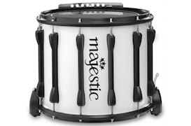 "MAJESTIC - 14X12"" ENDEAVOR MARCHING SNARE DRUM"