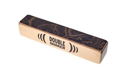SCHLAGWERK PERCUSSION - SK40 DOUBLE SHAKER