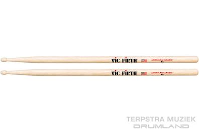 VIC FIRTH - 5A DRUMSTOKKEN AMERICAN CLASSIC HICKORY