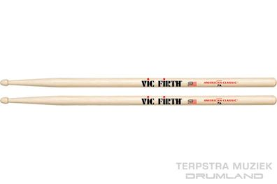 VIC FIRTH - 7A DRUMSTOKKEN AMERICAN CLASSIC HICKORY