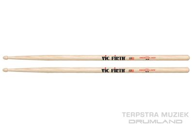 VIC FIRTH - AJ5 DRUMSTOKKEN AMERICAN JAZZ 5