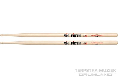 VIC FIRTH - AJ6 DRUMSTOKKEN AMERICAN JAZZ 6
