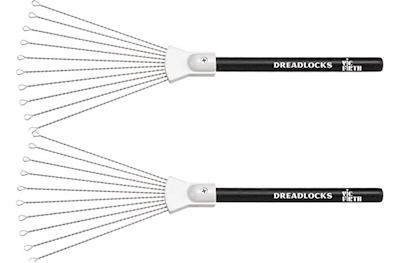 "VIC FIRTH - DLKS BRUSHES ""DREADLOCKS"" METAL"