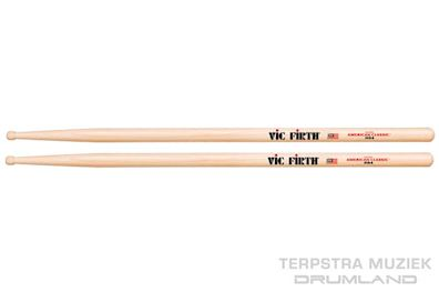 VIC FIRTH - HD4 DRUMSTOKKEN AMERICAN CLASSIC SD4 HICKORY